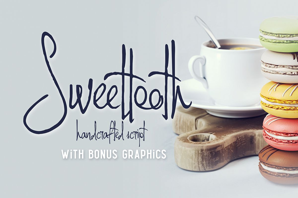 Sweettooth script & bonus example image 1