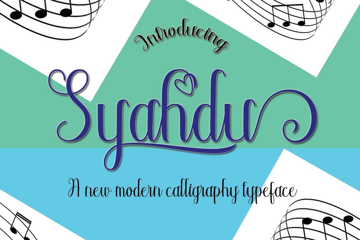 Syahdu example image 1