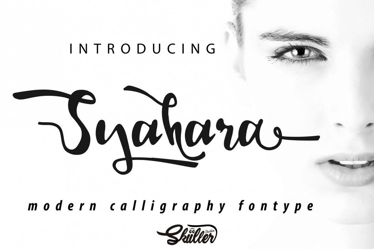 Syahara example image 1