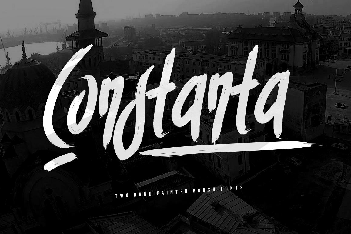Constanta Typeface example image 1