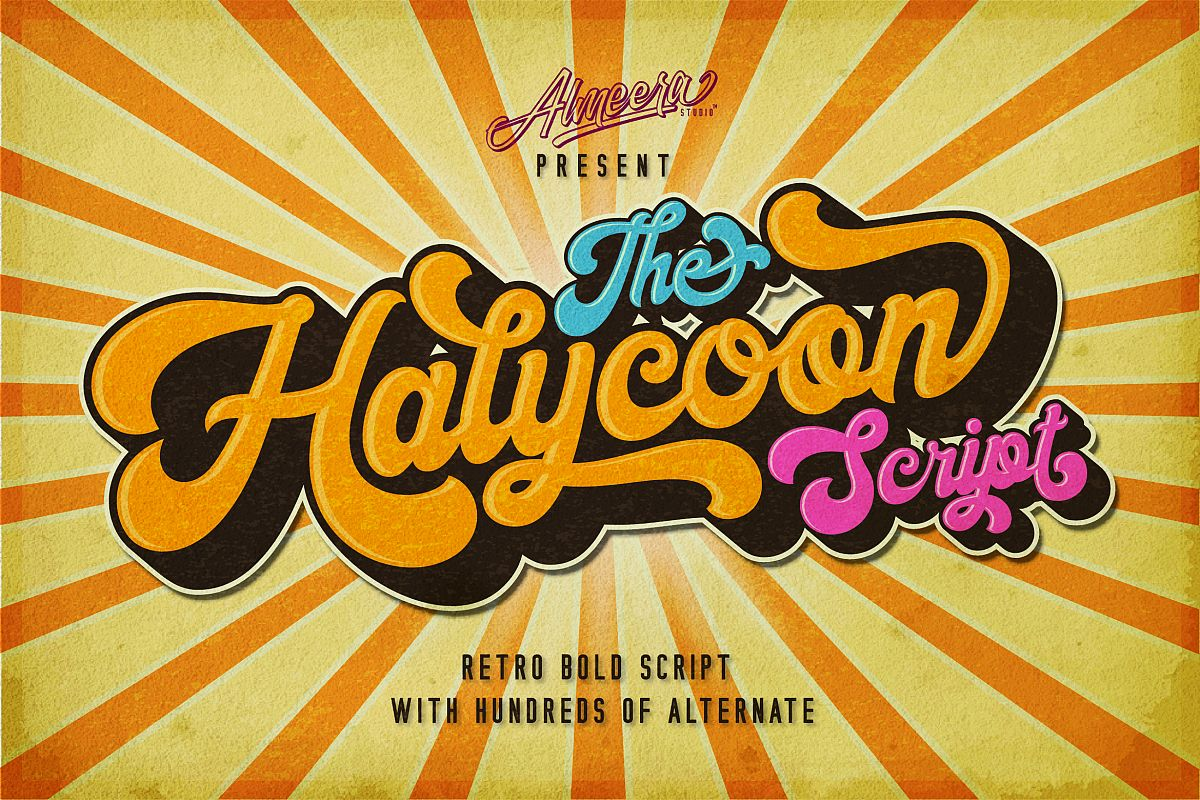 Halycoon Script example image 1