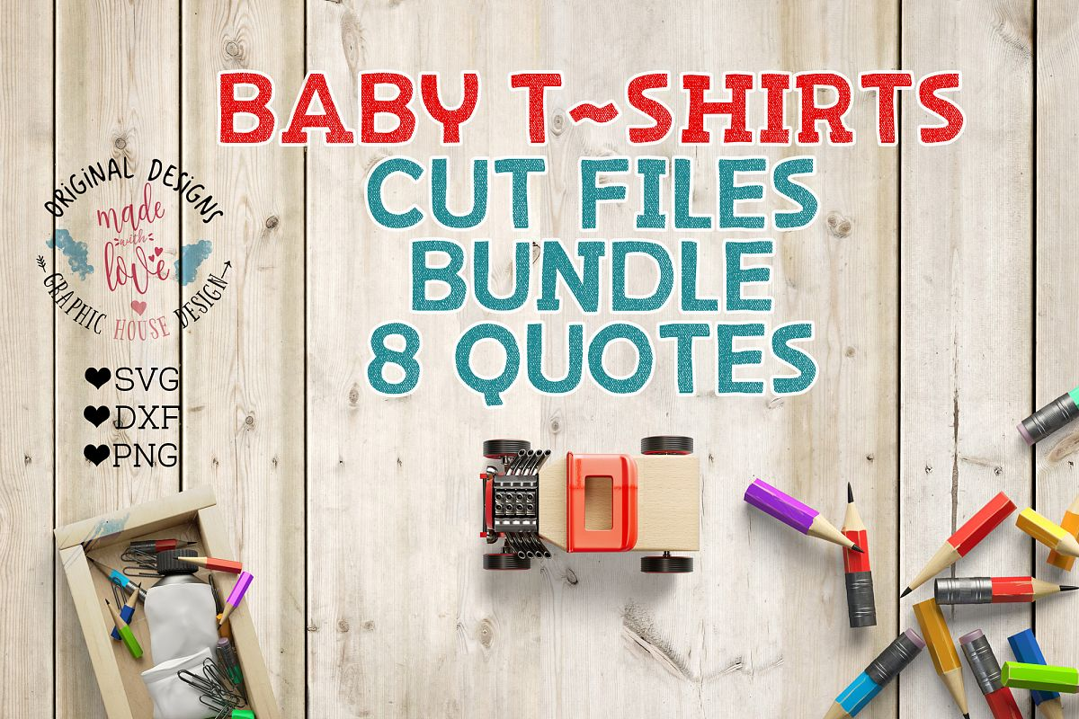 Nursery Cutting Files Bundle example image 1
