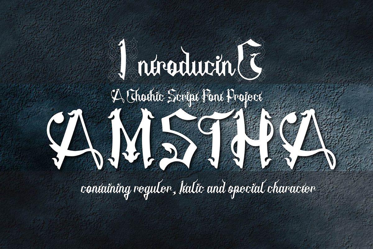 Amstha example image 1