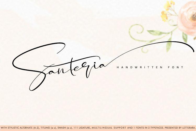 Santeria example image 1