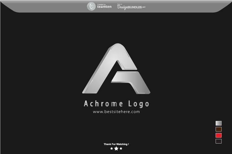 Achrome Logo Concept example image 1