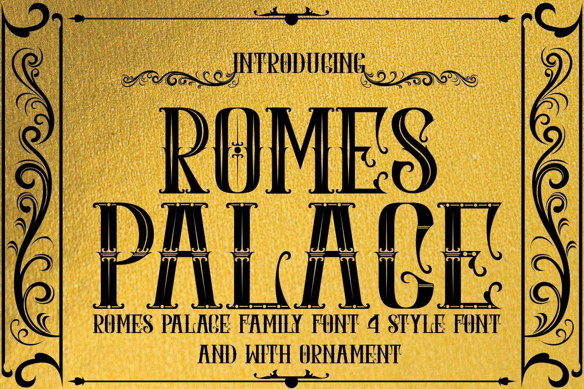 ROMES PALACE example image 1