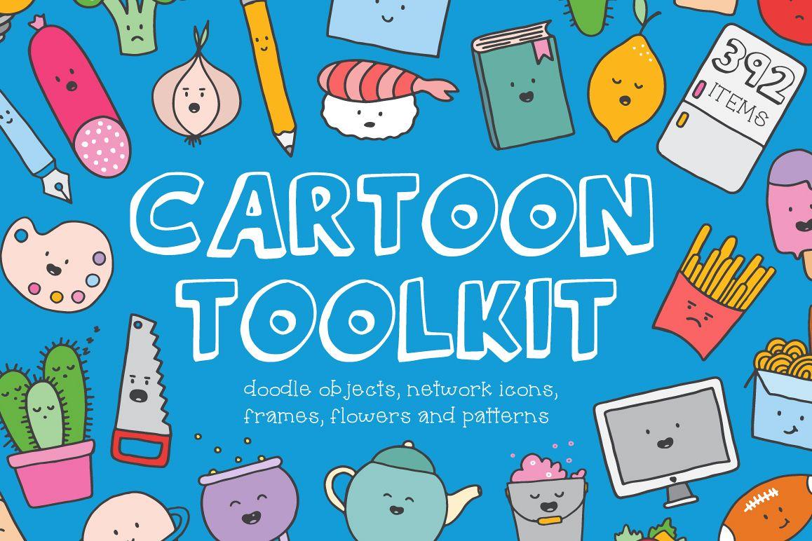 Cartoon Toolkit example image 1