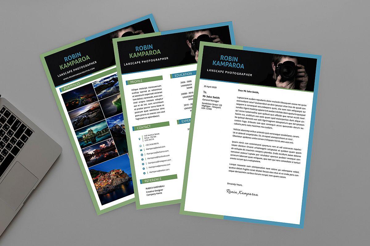 Shining CV Resume Designer example image 1