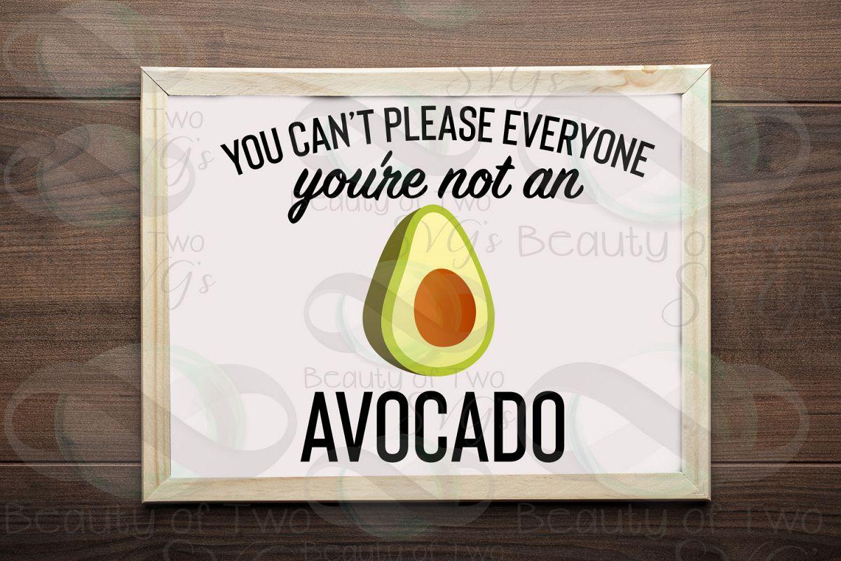 Cinco de Mayo avocado svg & png, Avocado funny shirt svg example image 1