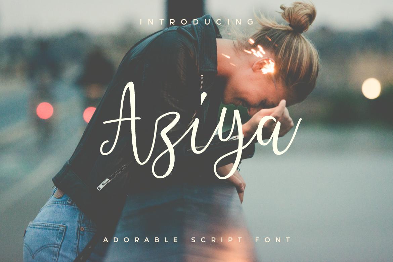 Aziya example image 1