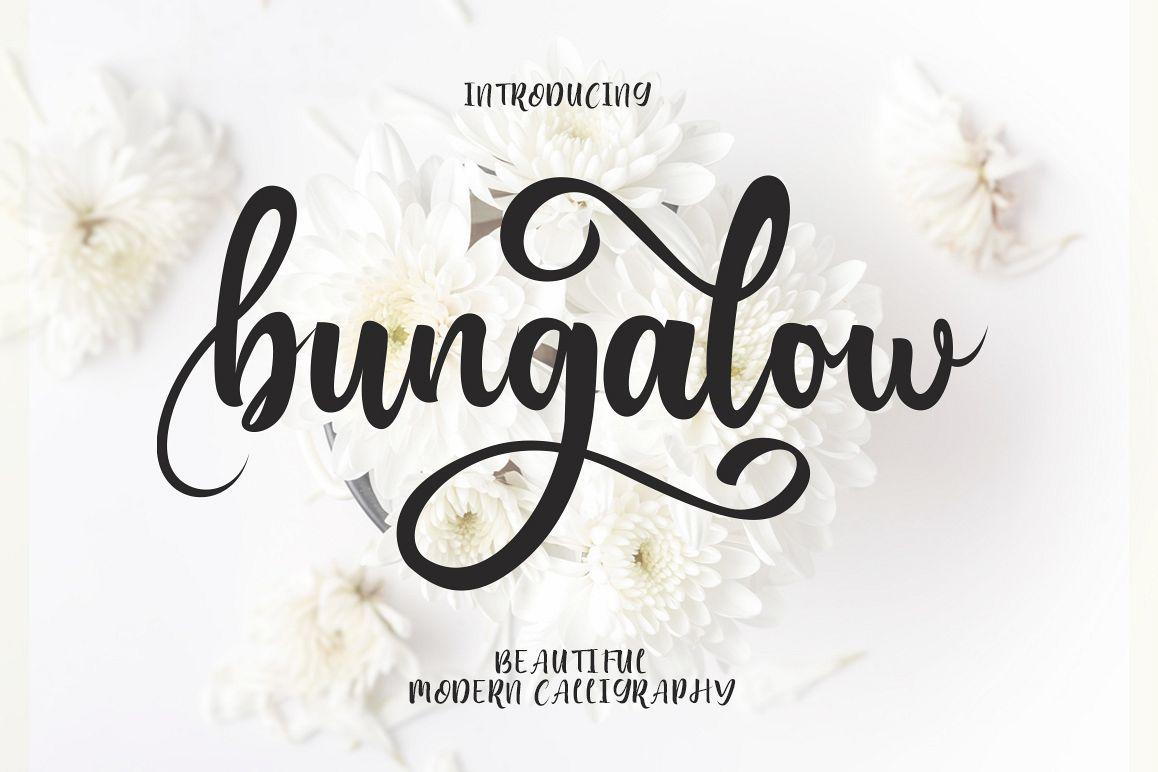 Bungalow Script example image 1