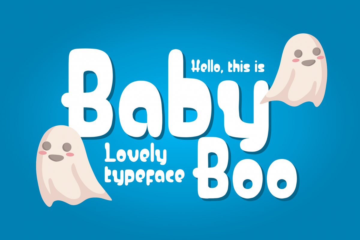Baby Boo example image 1