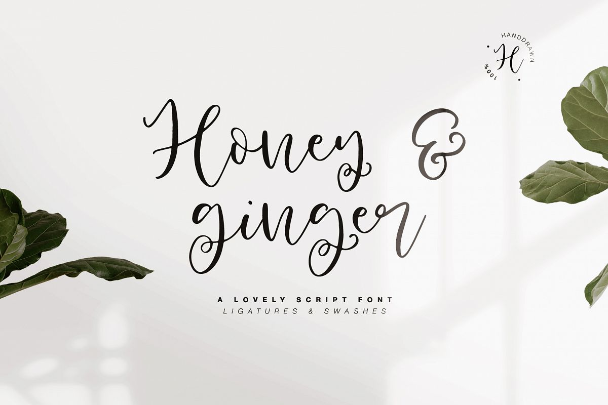 Honey & Ginger example image 1