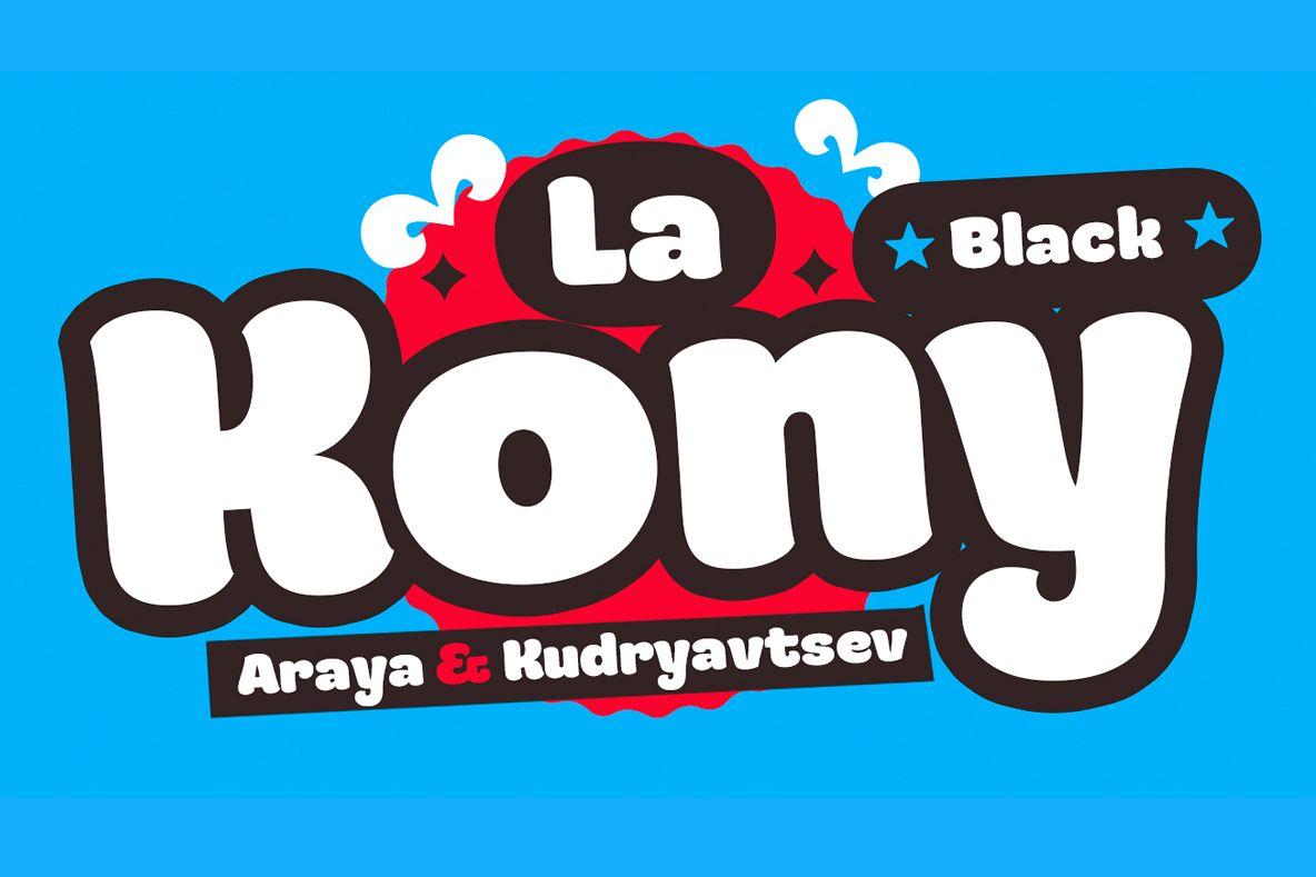 La KonyBlack example image 1