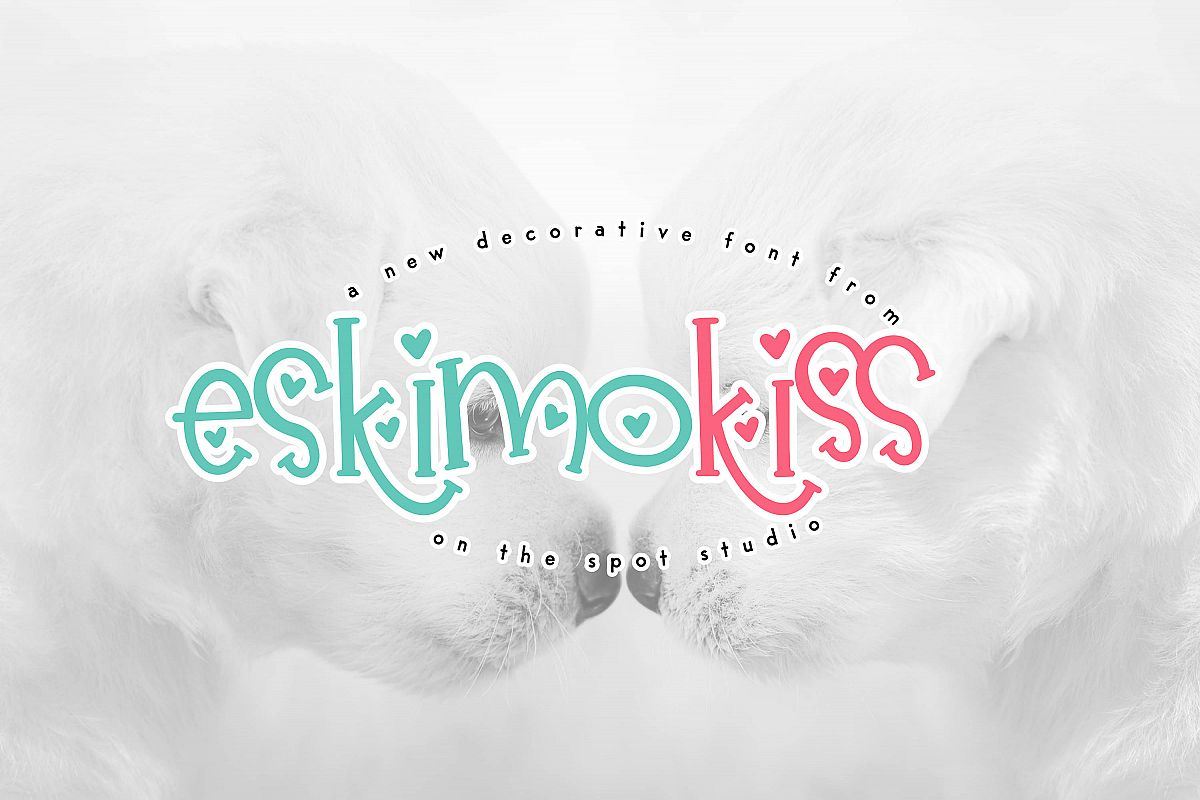 Eskimo kiss example image 1