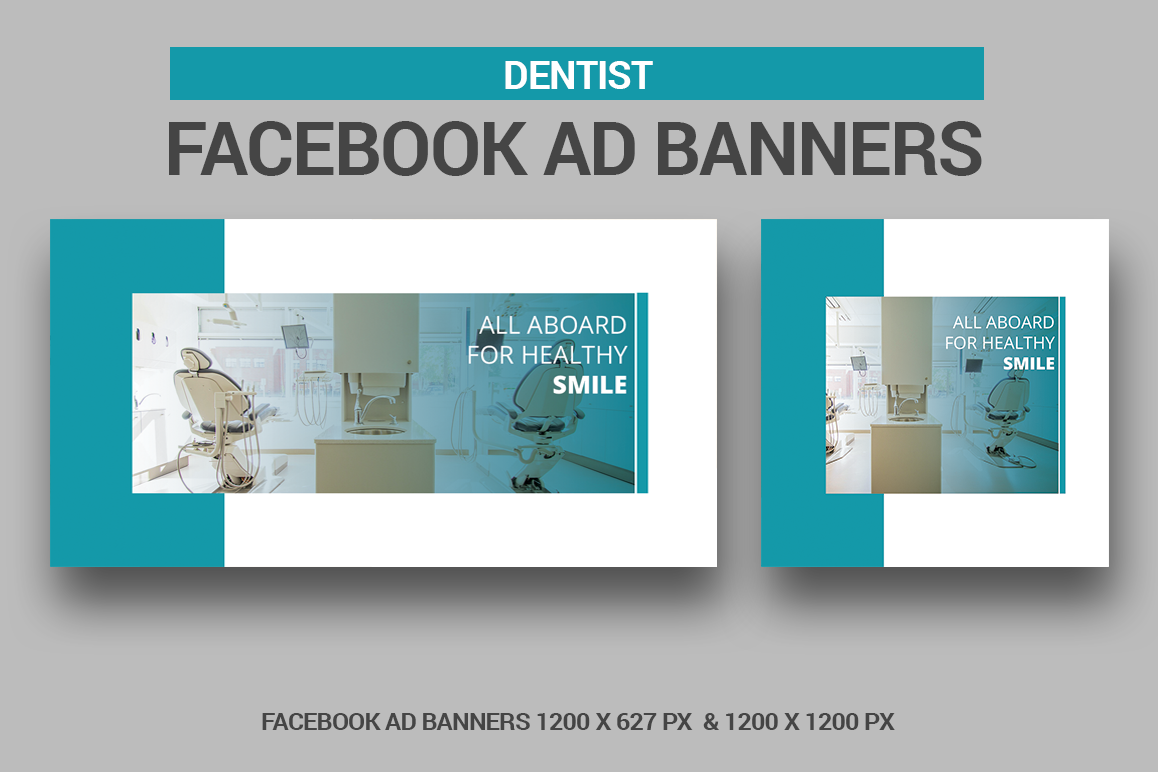 Dentist Facebook Ads example image 1