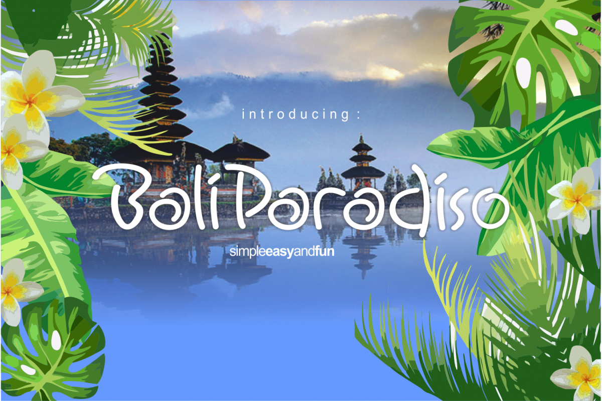 Bali Paradiso example image 1