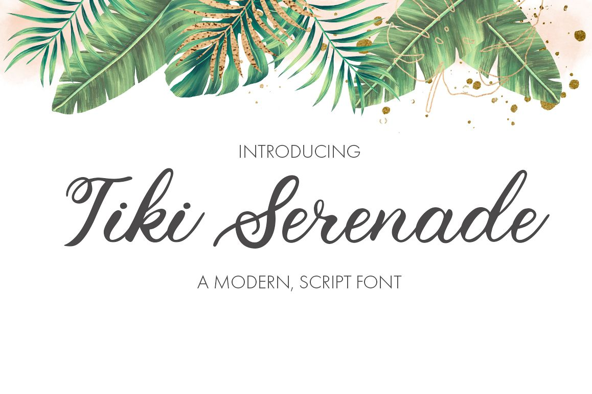Tiki Serenade example image 1