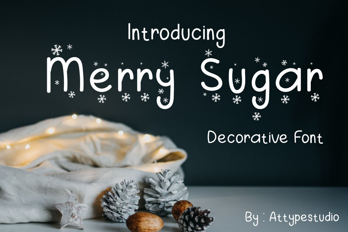 Merry Sugar example image 1