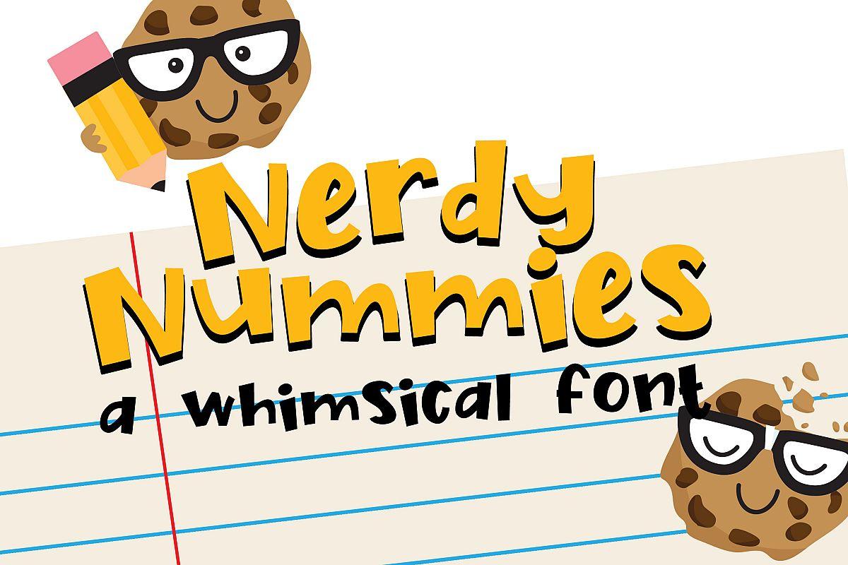 PN Nerdy Nummies example image 1