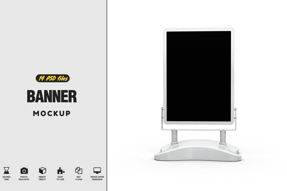 Banner Mockup example image 1