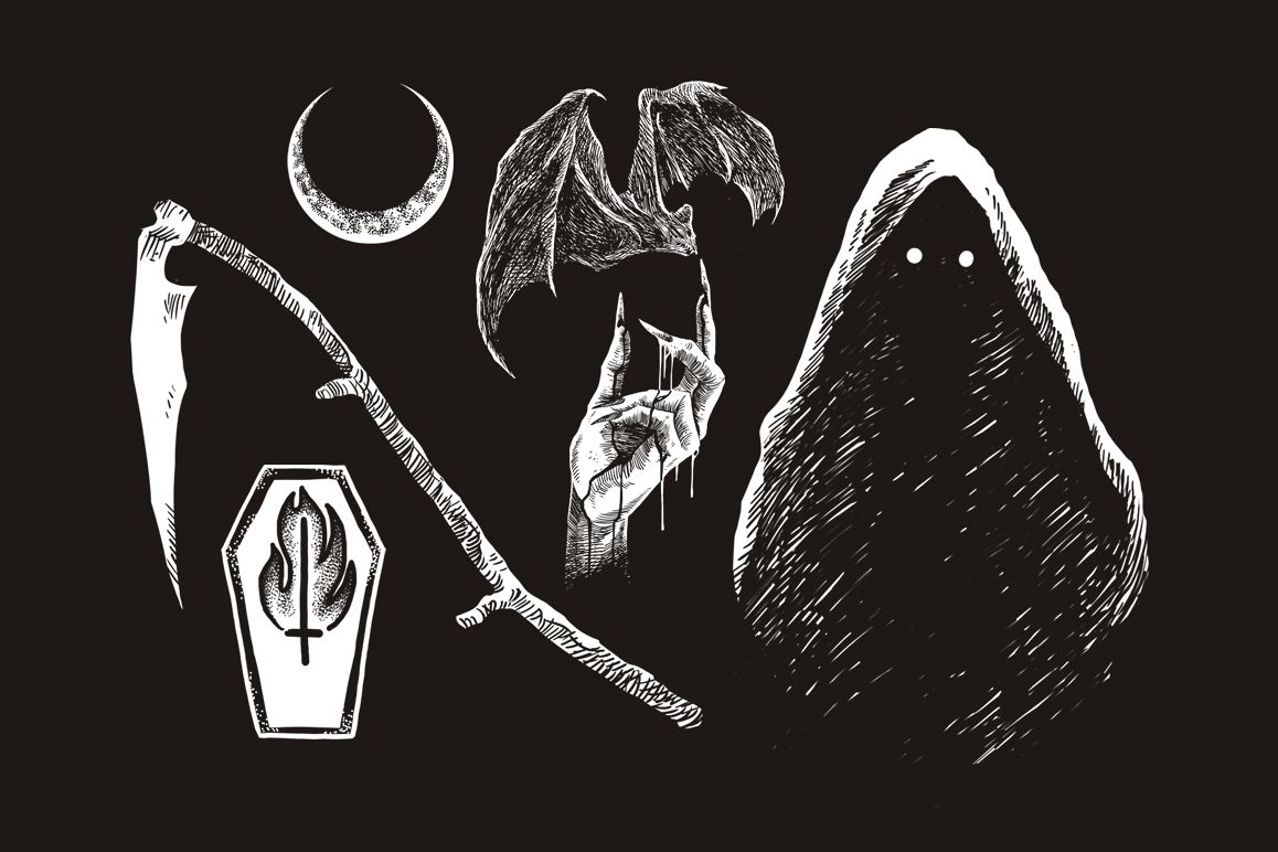 Reaper Scary Horror example image 1