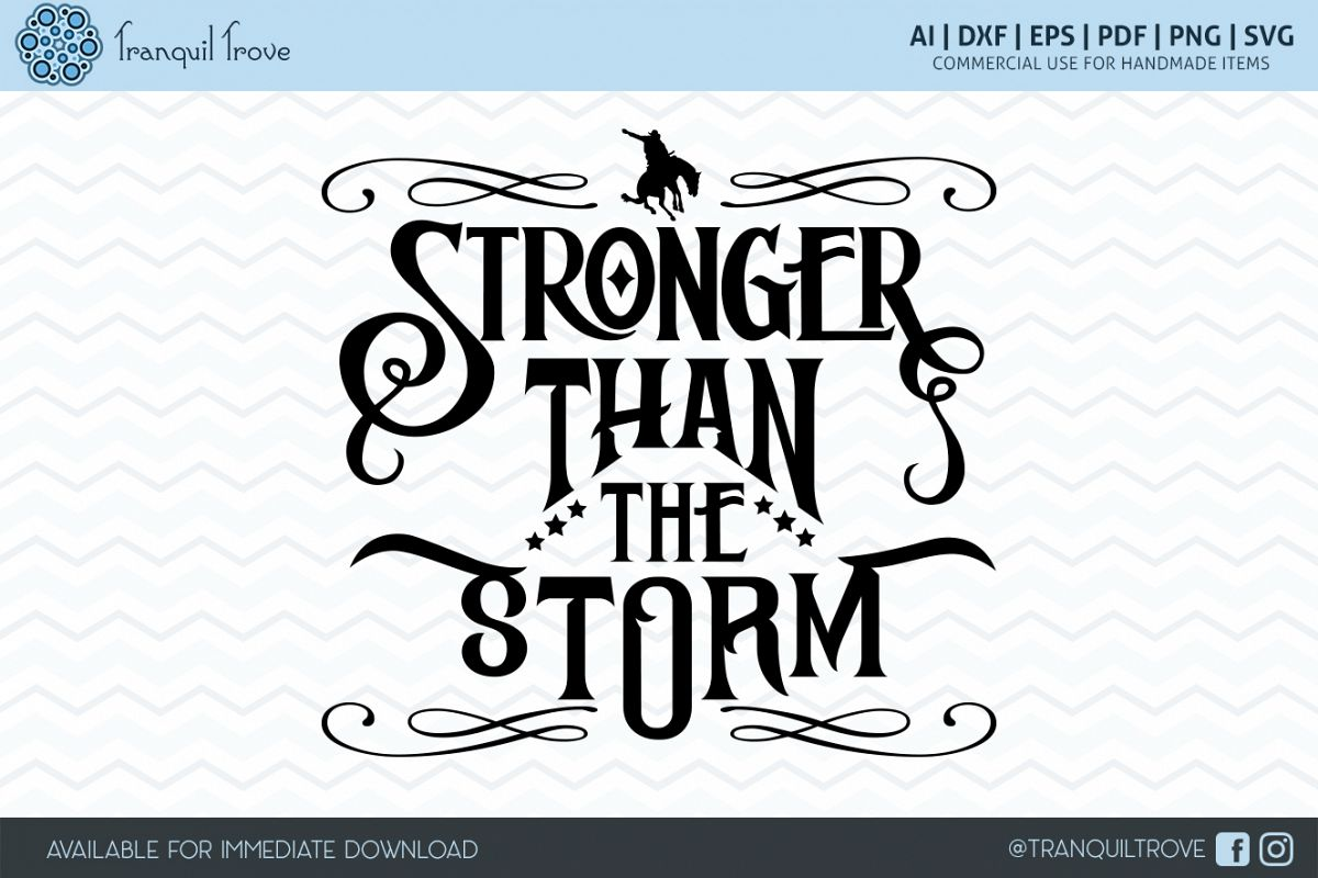 Stronger Than the Storm example image 1