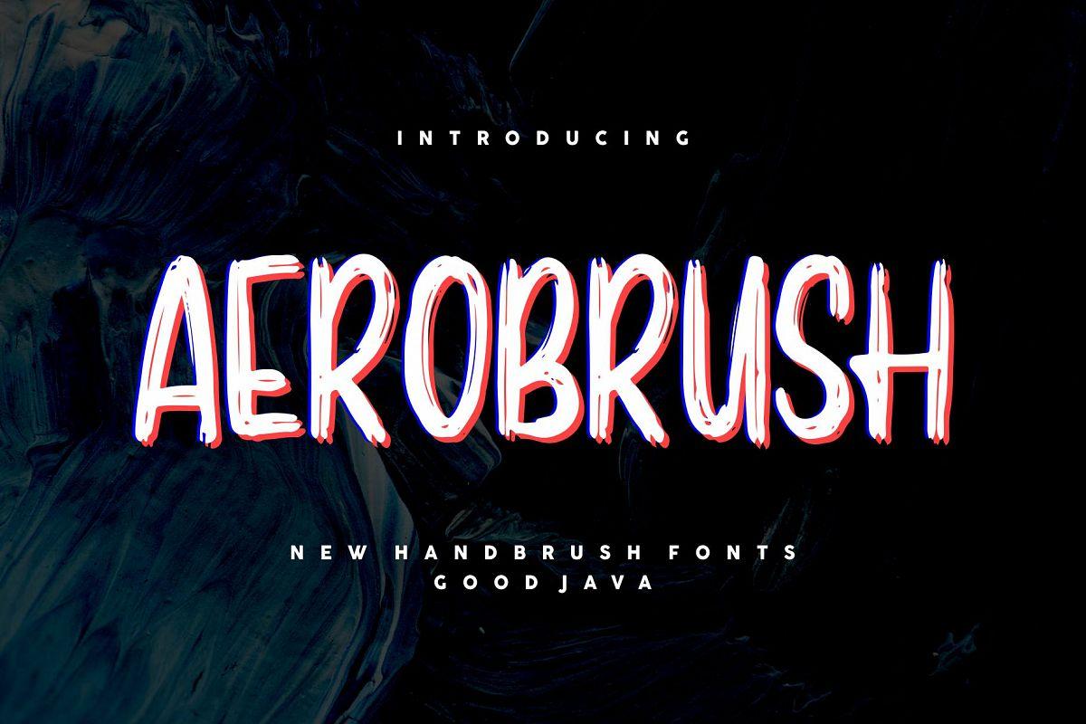 Aerobrush example image 1