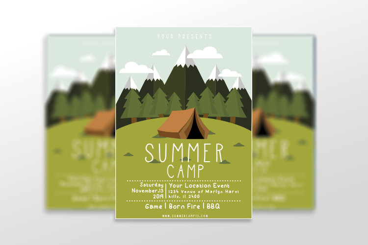 Summer Camp example image 1