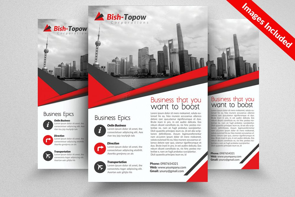Business Consulting Flyer example image 1