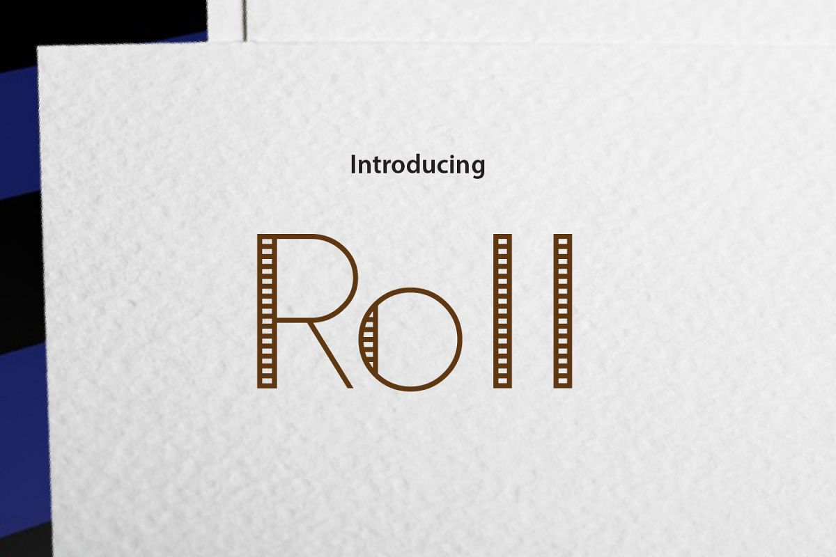 Roll example image 1