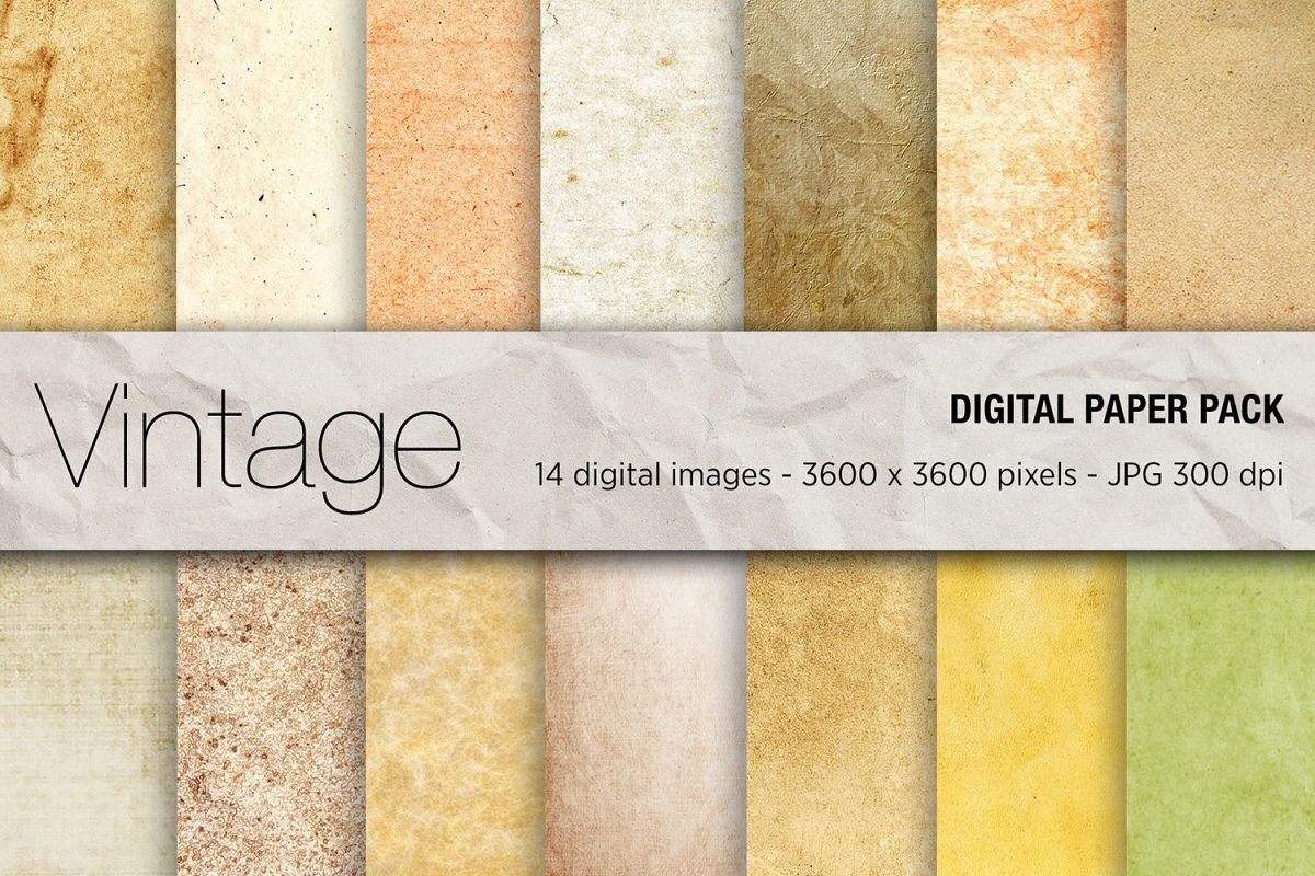 vintage digital paper, seamless vintage background, scrapbook papers
