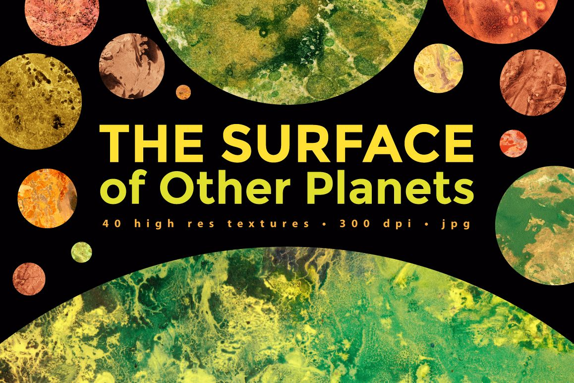 THE SURFACE of Other Planets example image 1