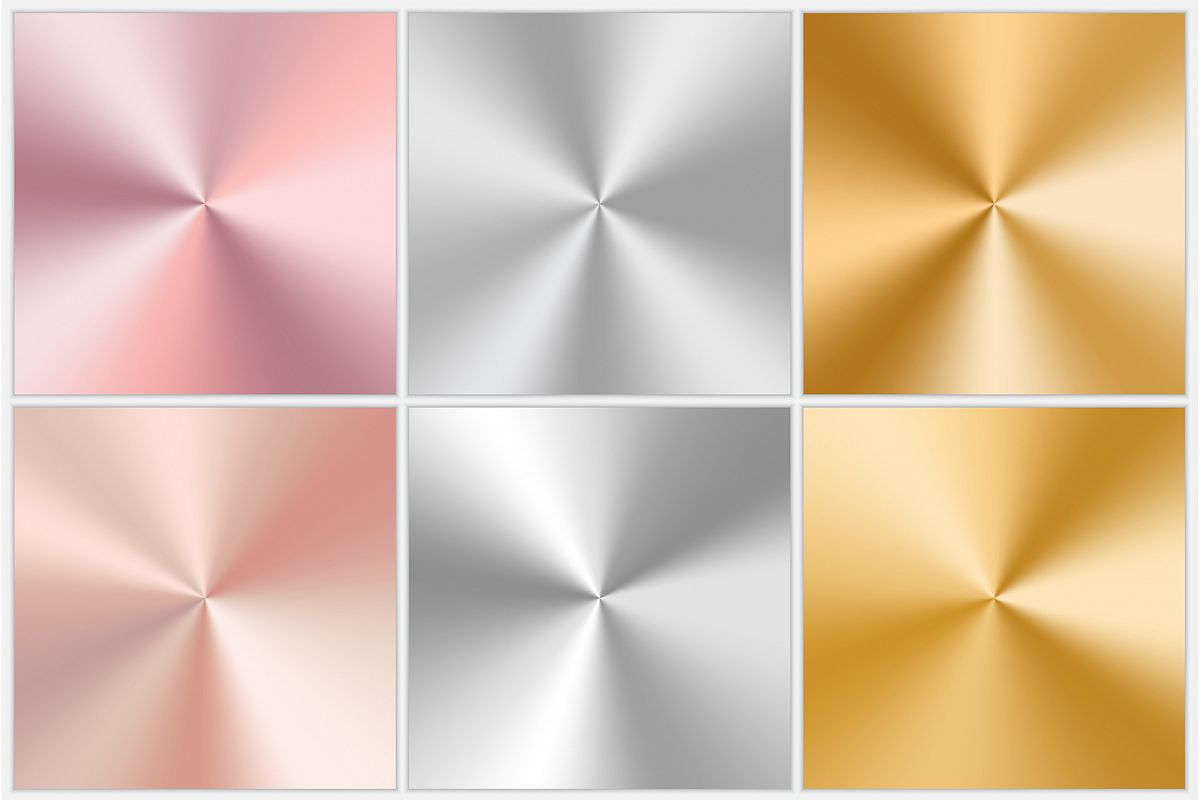 Metal gradient collection example image 1