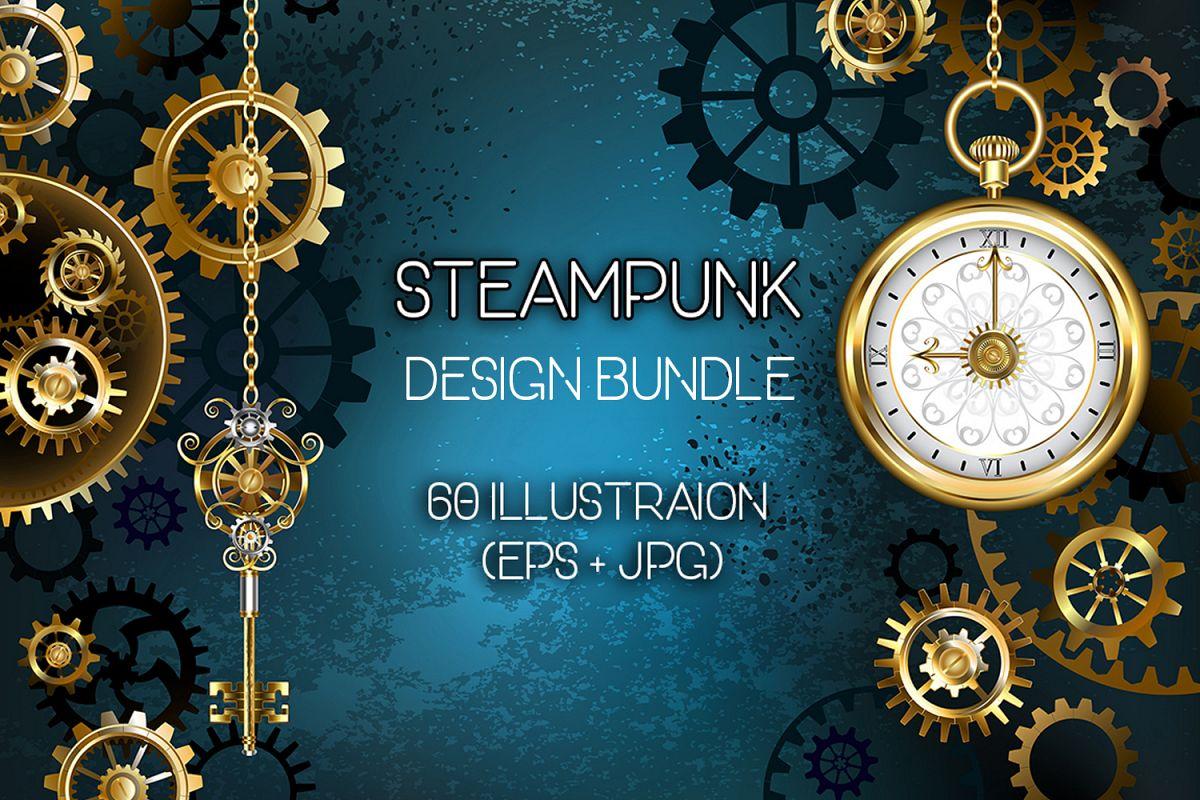 Steampunk Bundle example image 1
