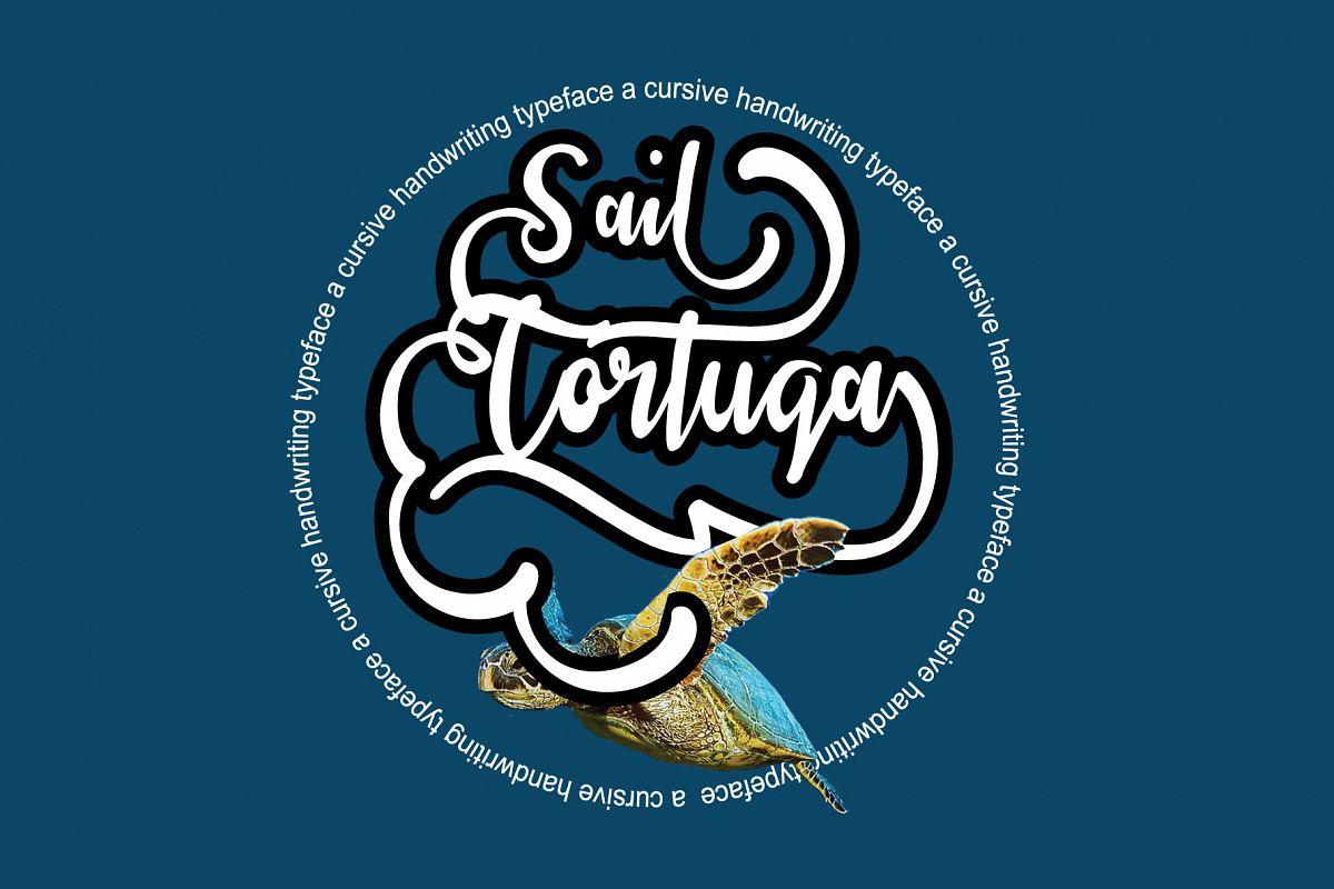 sail tortuga example image 1