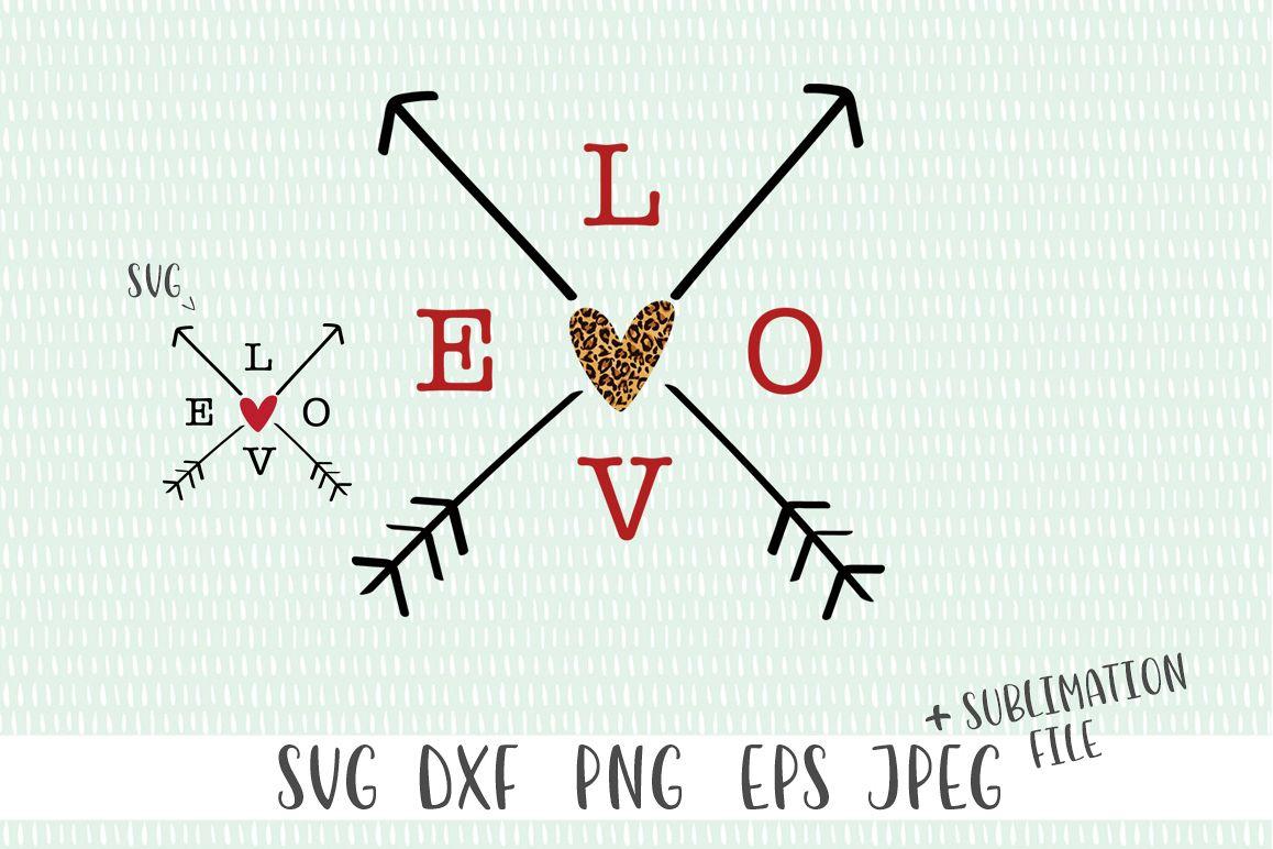 Valentine S Day Sublimation File Love Arrows 416928 Sublimation Design Bundles