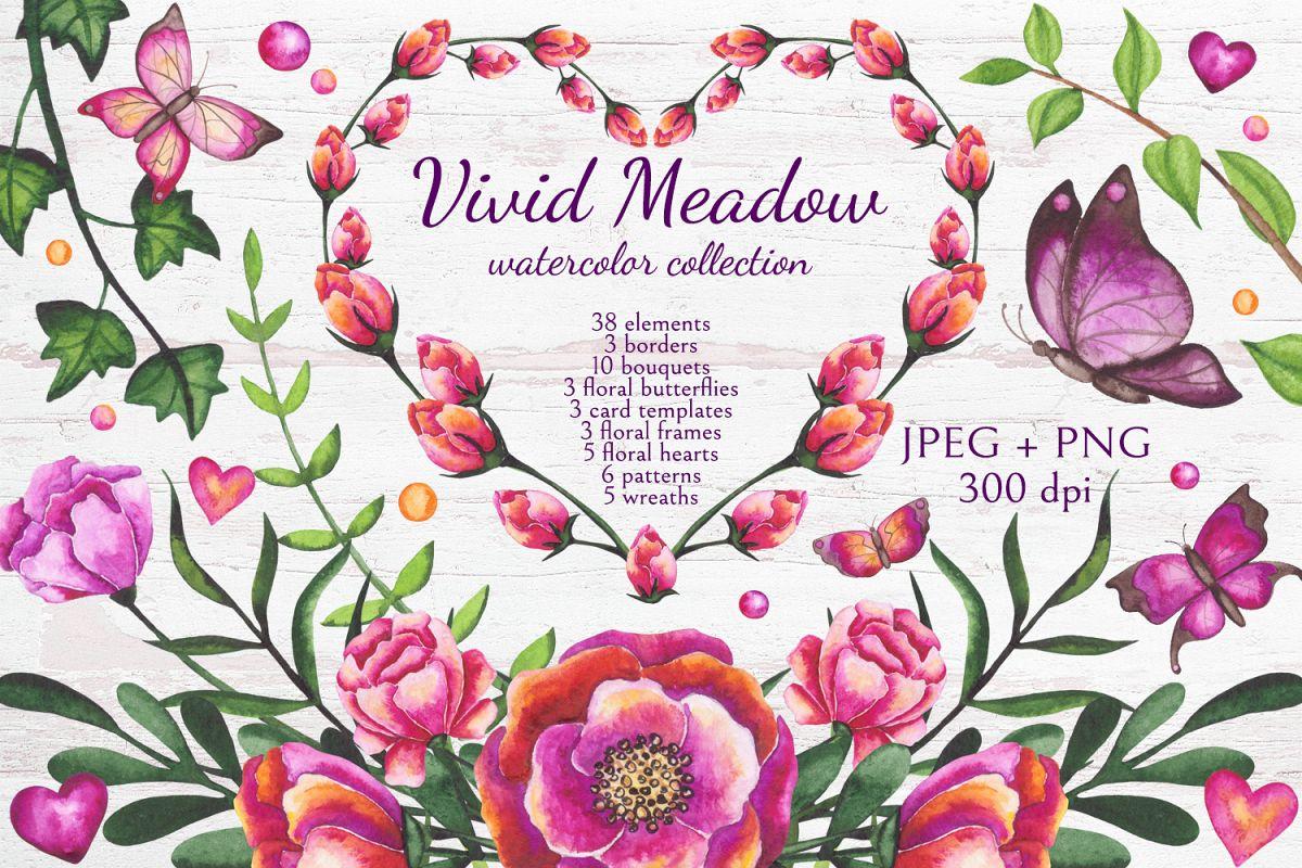 Vivid Meadow example image 1