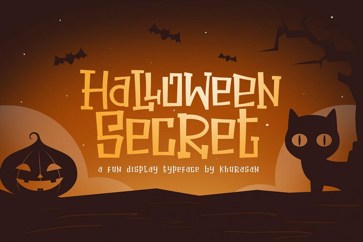 Halloween Secret example image 1