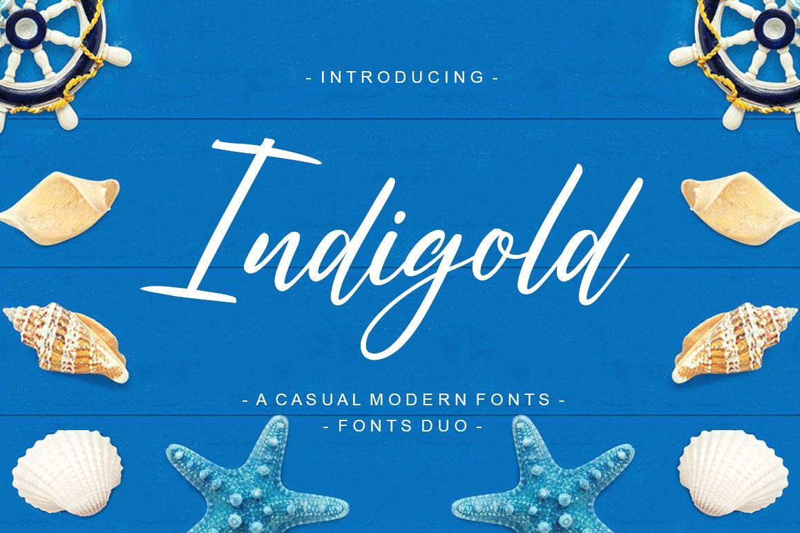 Indigold example image 1