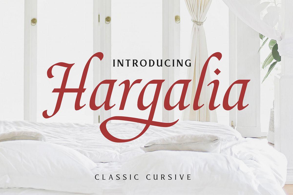 Hargalia example image 1