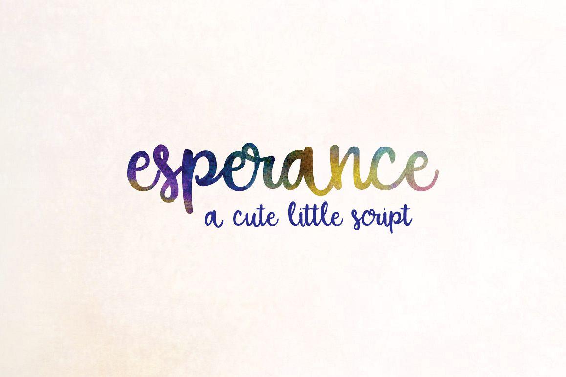 Esperance example image 1