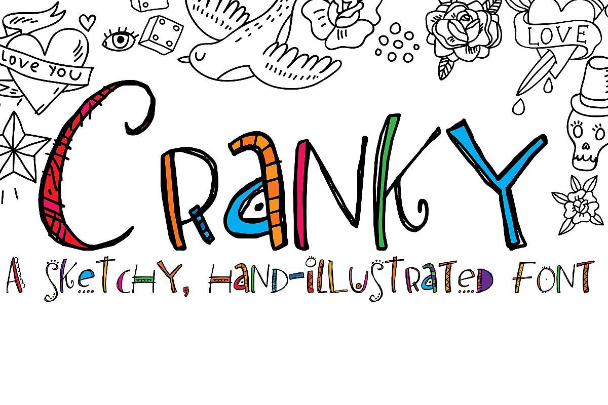 PN Cranky example image 1