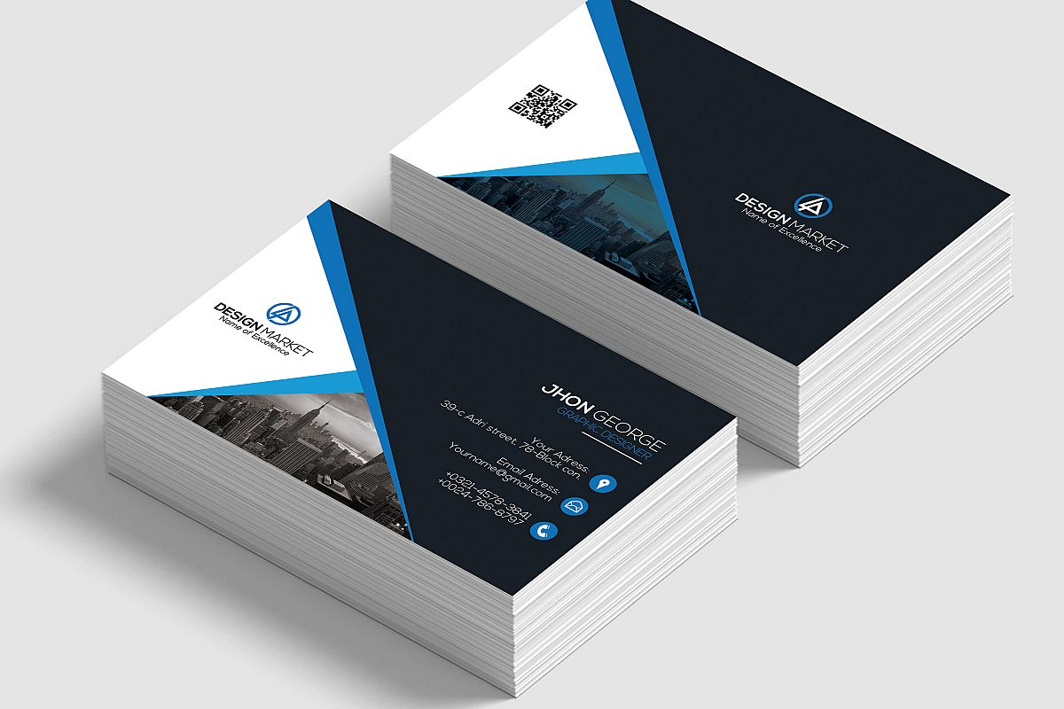 Personal Business Cards example image 1