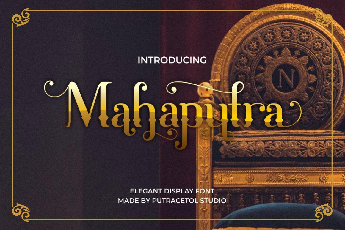 Mahaputra example image 1