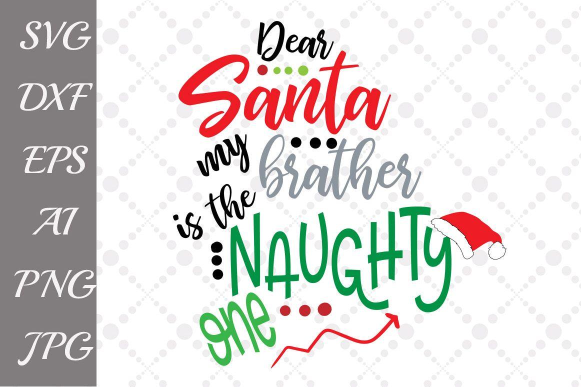 KIDS CHRISTMAS SVG example image 1