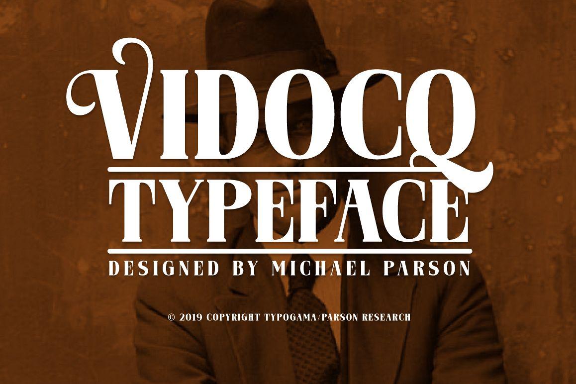 Vidocq example image 1