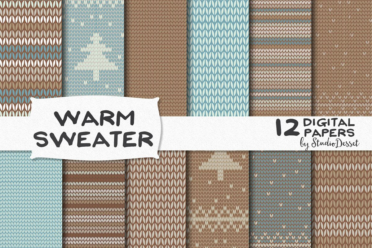 warm sweater ugly christmas sweater patterns example image 1