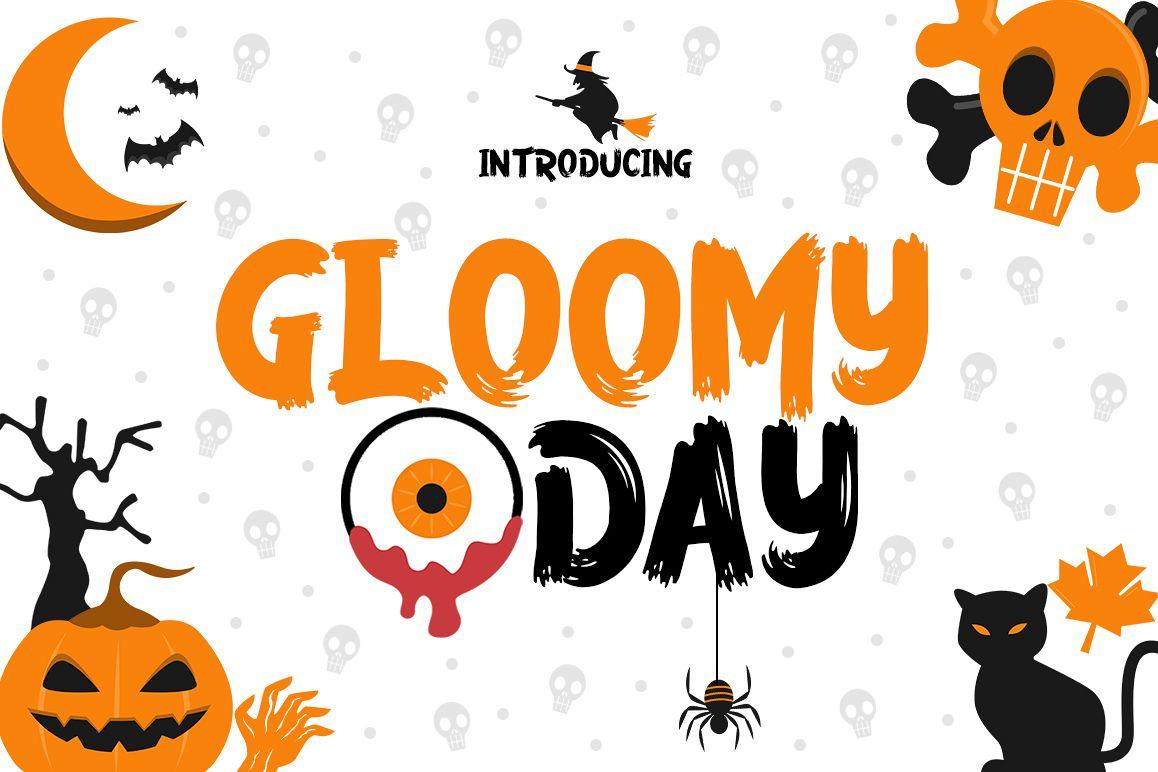 Gloomy Day example image