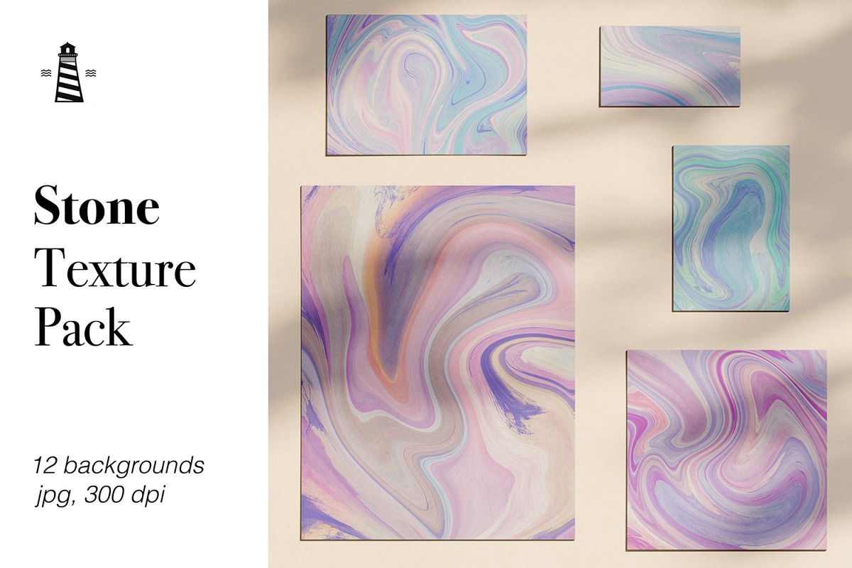 Agate Textures - Wedding Backgrounds example image 1